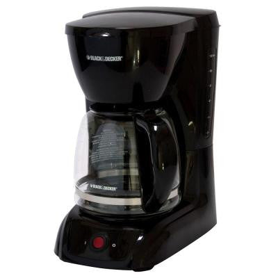 12-Cup Switch Coffee in Black