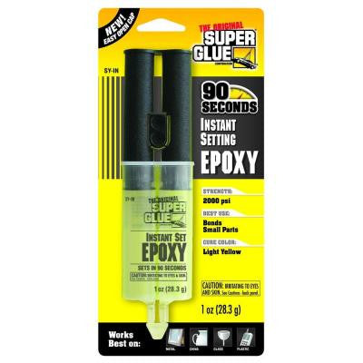 1-oz. Instant Setting Epoxy (12-Pack)