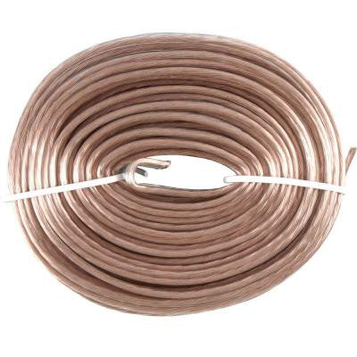 50 ft. 18-Gauge Speaker Wire - Stranded