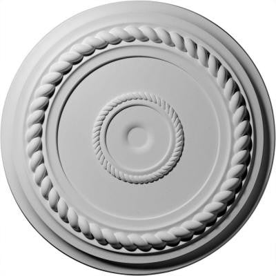 19-5/8 in. Alexandria Rope Ceiling Medallion