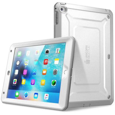 Unicorn Beetle Pro Full Body Case for Apple iPad Mini 4 - White