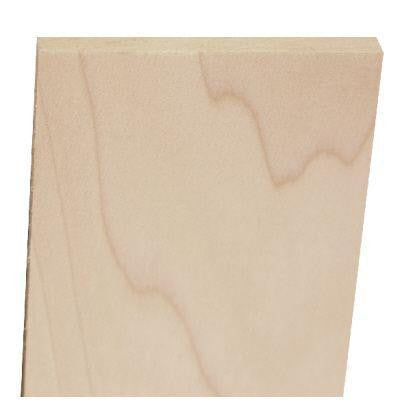 Maple Board (Common: 1 in. x 3 in. x R/L; Actual: 0.75 in. x 2.5 in. x R/L)