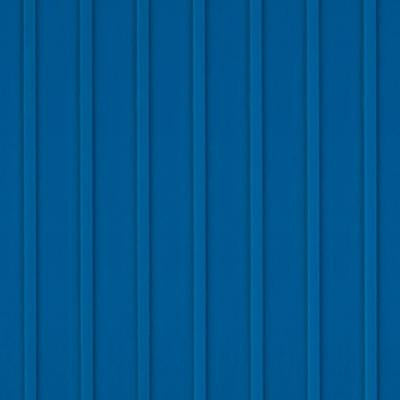 10 ft. Wide Channel Blue Vinyl Universal Flooring Your Choice Length
