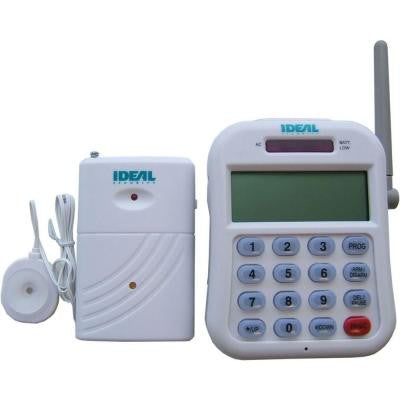Wireless Water & Flood Detector with Telephone Dialer