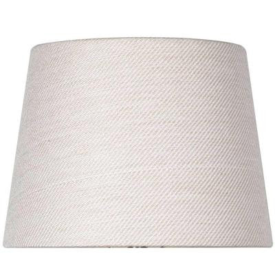 Mix & Match Textured off White Table Shade