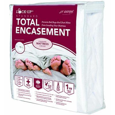 Lock-Up Total Encasement Bed Bug Protection for Full Size Mattress (6-Pack)