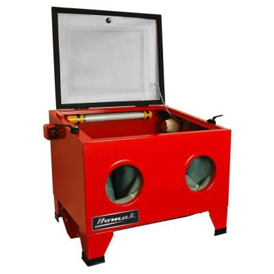 Table Top Abrasive Blast Cabinet