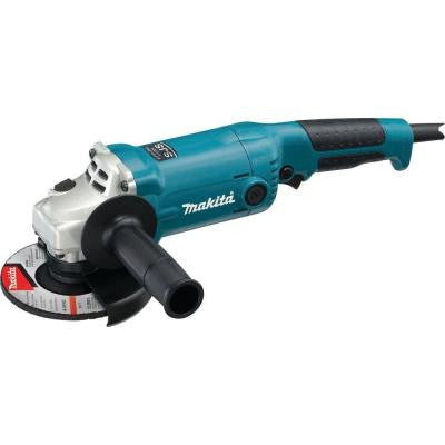 10.5 Amp 5 in. SJS Angle Grinder with Lock-Off