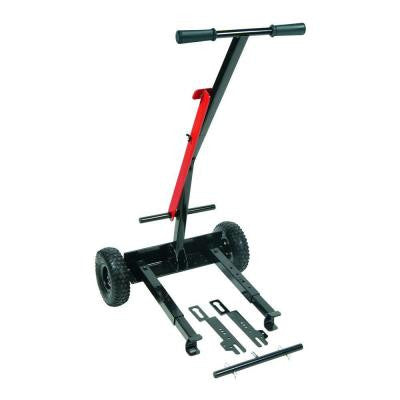 26.75 in. W x 26.25 in. D x 54 in. H Tractor Lift for Front Engine Riders