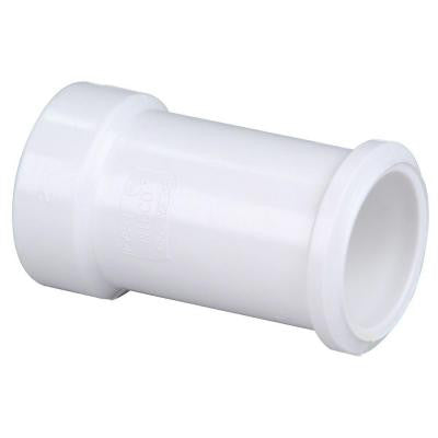 2 in. PVC DWV Hub x Spigot Soil Pipe Adapter