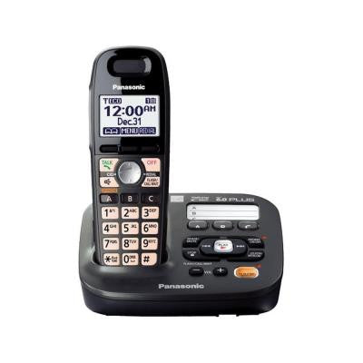DECT 6.0+ Cordless Phone with Amplified Sound and 1 Handset