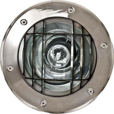 Brantley 1-Light Stainless Steel Outdoor In-Ground Well Light