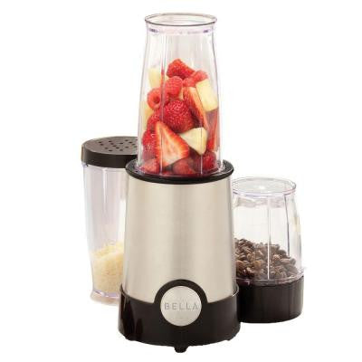 12-Piece Rocket Blender in Black