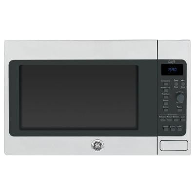 Cafe 1.5 cu. ft. Countertop Convection Microwave in Stainless Steel