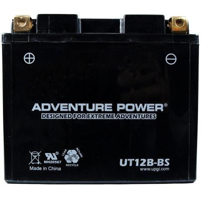 Dry Charge AGM 12-Volt 10 Ah Capacity K Terminal Battery