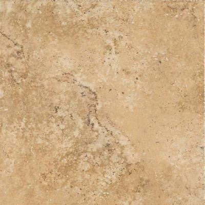Rapolano Noce 12 in. x 12 in. Porcelain Floor and Wall Tile (15 sq. ft. / case)