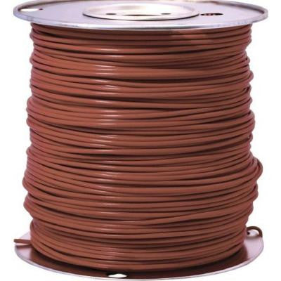 1000 ft. 14/19 CU GPT Primary Auto Wire - Brown