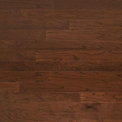 Hickory Truffle 3/4 in. Thick x 4 in. Wide x Random Length Solid Real Hardwood Flooring (21 sq. ft. / case)