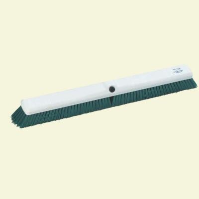 24 in. Green Omni Sweep Floor Sweep (Case of 12)