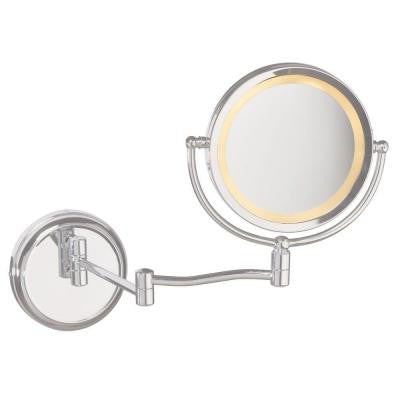 Marilu 1-Light Satin Chrome Sconce
