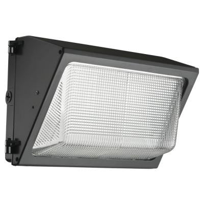 Wall Mount Outdoor Dark Bronze LED Wall Luminaire