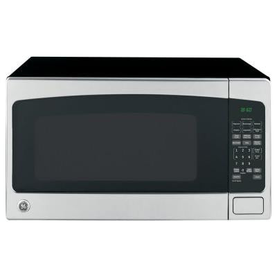 2.0 cu. ft. Countertop Microwave in Stainless Steel