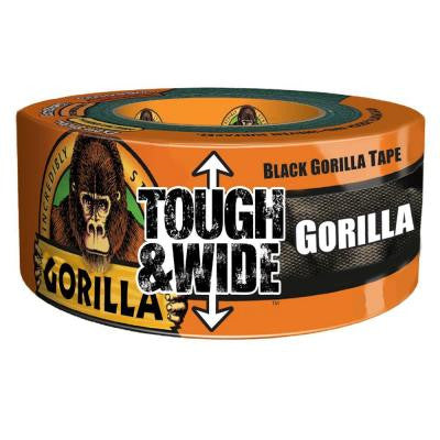 2.88 in. x 30 yds. Tough and Wide Tape (6-Pack)