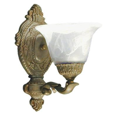 1-Light Sierra Brick Sconce