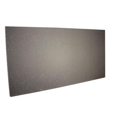 FP Ultra Lite 1.5 in. x 2 ft. x 4 ft. Stucco Grey Foundation Panel