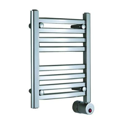 Wall Mounted 8-Bar Electric Towel Warmer Oil Rubbed Bronze