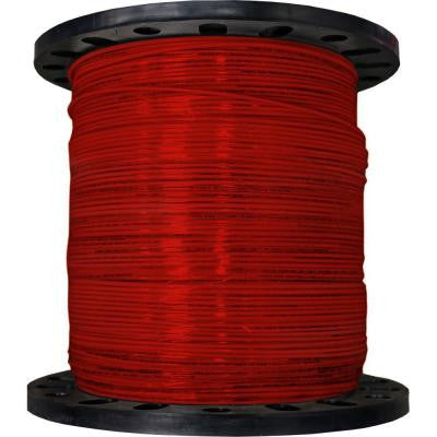 2500 ft. 12/19 Stranded THHN Wire - Red