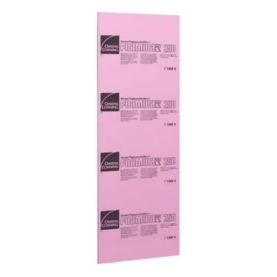 FOAMULAR 250 Squared Edge R4 Insulation Board 3/4 in. x 2 ft. x 8 ft.