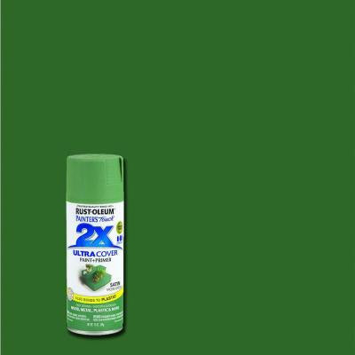 12 oz. Satin Moss Green General Purpose Spray Paint