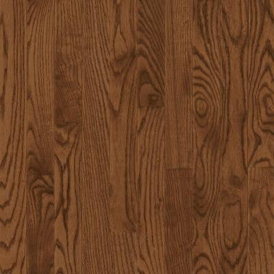 American Originals Brown Earth Red Oak 3/4 in. Thick x 3-1/4 in. Wide x Varied L Solid Hardwood Floor(22 sq. ft. / case)