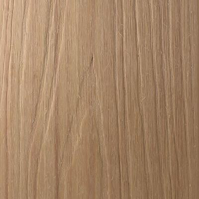 Naturale Magellan Series 1 in. x 5-1/2 in. x 0.5 ft. Canadian Maple Composite Decking Board Sample with Groove