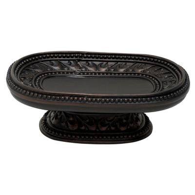 Emily Soap Dish in Oil Rubbed Bronze
