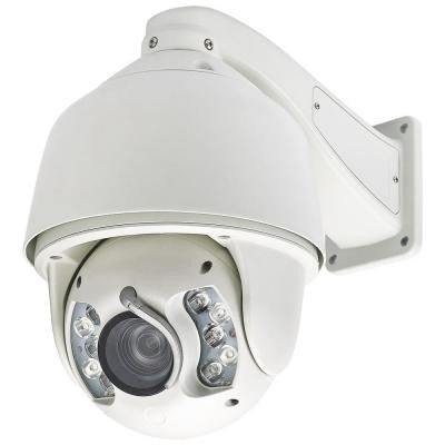 Wired 1080TVL HD SDI IR PTZ Indoor/Outdoor CCD Dome Surveillance Camera with 20X Optical Zoom