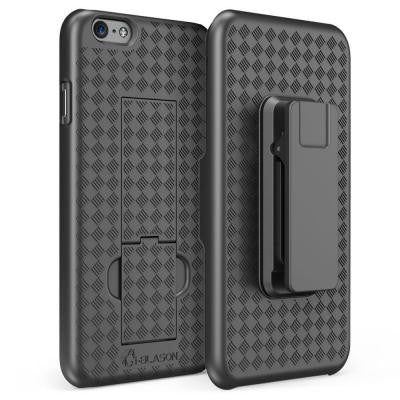 Transformer Holster Case for iPhone 6 - Black