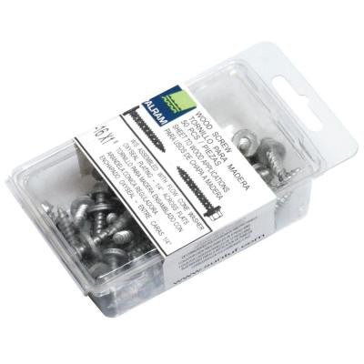1 in. Fasteners (50-Pieces)