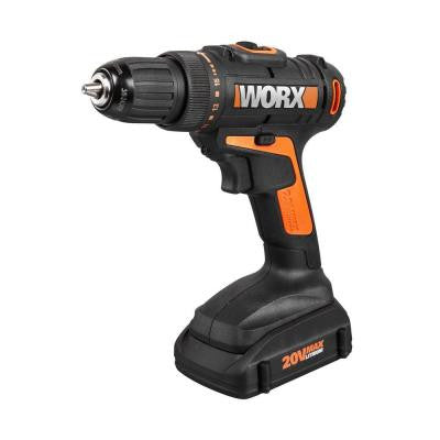 20-Volt Lithium-Ion 3/8 in. Cordless Drill/Driver