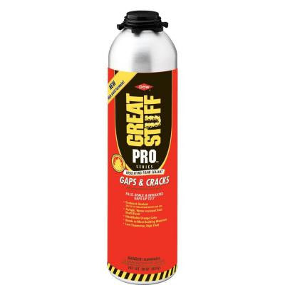 Gaps & Cracks 30 oz. Insulating Foam Sealant