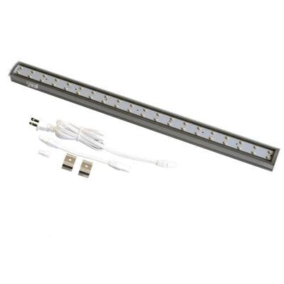 Orly 19 in. Aluminum LED Linkable Under Cabinet Light