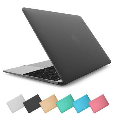 Hard Shell Case for MacBook12 – Frost Black