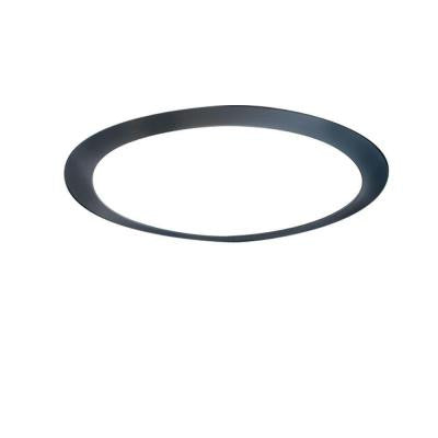 6 in. Tuscan Bronze Recessed Lighting Designer Trim Ring