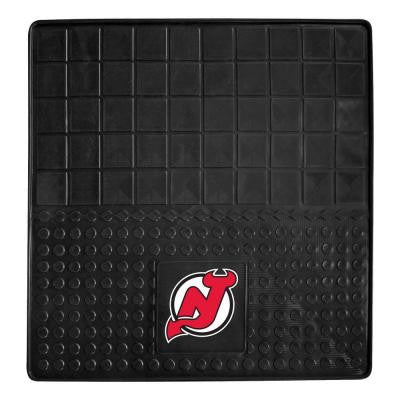 New Jersey Devils Heavy Duty Vinyl 31 in. x 31 in. Cargo Mat