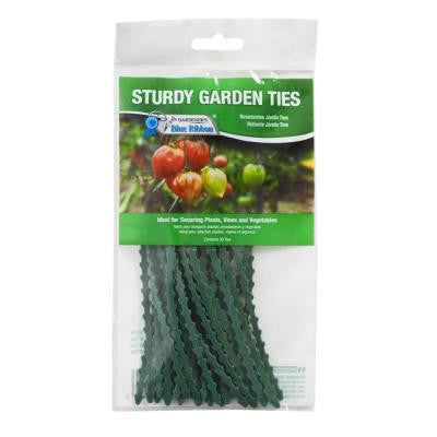 Sturdy Garden Ties (30-Pack)