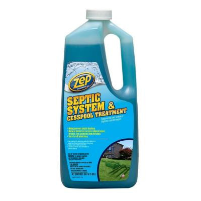 64 oz. Septic System and Cesspool Treatment (Case of 8)