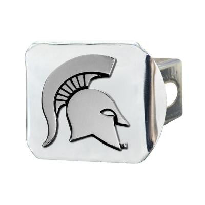 NCAA - Michigan State University Class III Hitch Cover
