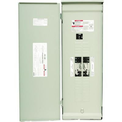 GenReady 125-Amp 40-Circuit Outdoor Load Center