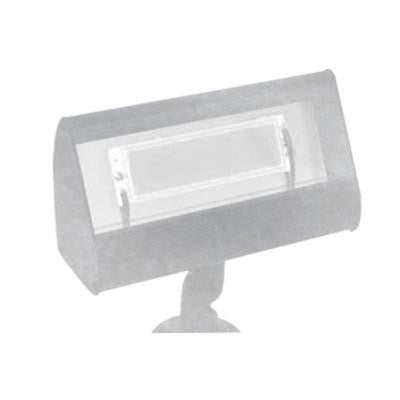Centennial 1-Light Outdoor LED Chrome Flood Light